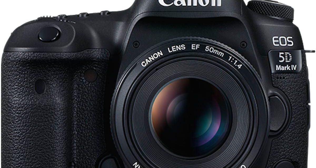 Canon EOS 5D Mark IV – DSLR der Spitzenklasse