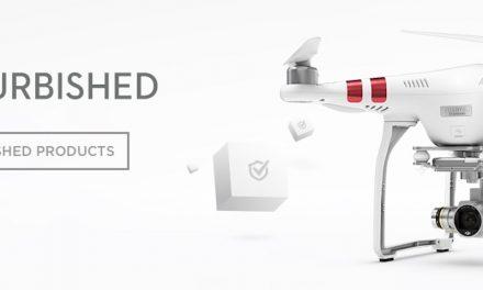 DJI Refurbished – Geld sparen beim Drohnen Kauf