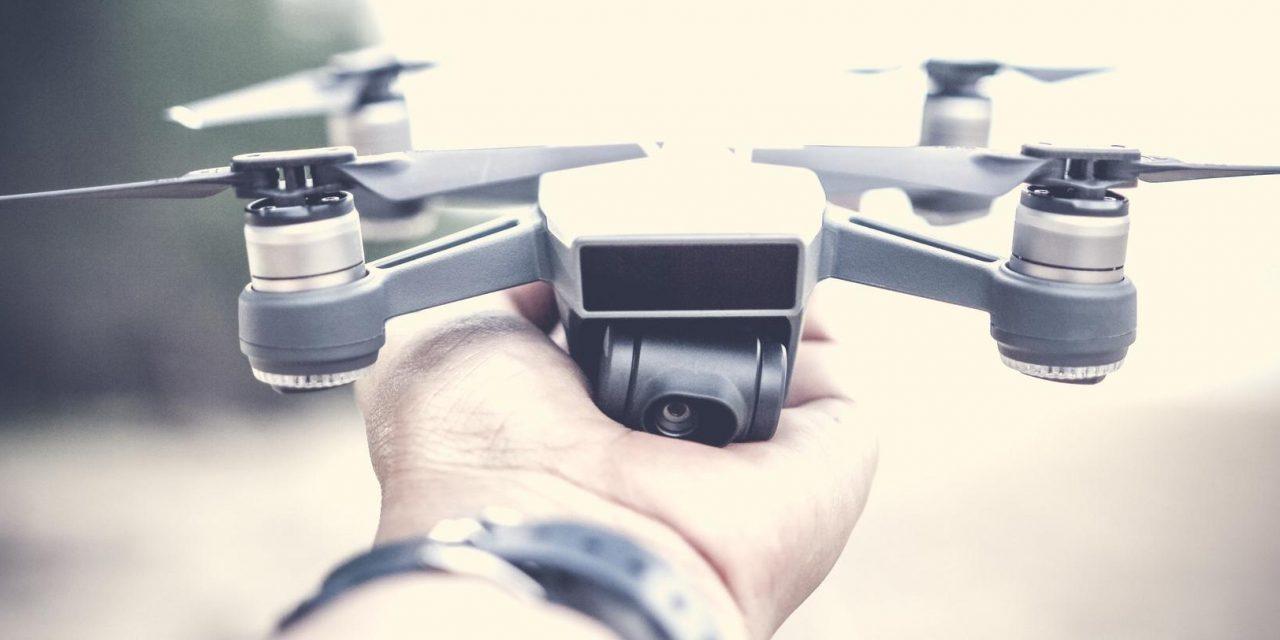 DJI Spark – Mini Drohne mit Gesten Steuerung unter 500€