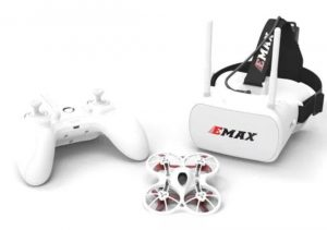 emax tiny fpv drohne einsteiger kinder set