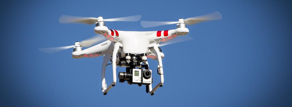 4k Video mit der DJI Phantom 2 Drohne + GoPro 4 Cam
