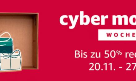 Technik Schnäppchen – Cyber Monday Woche