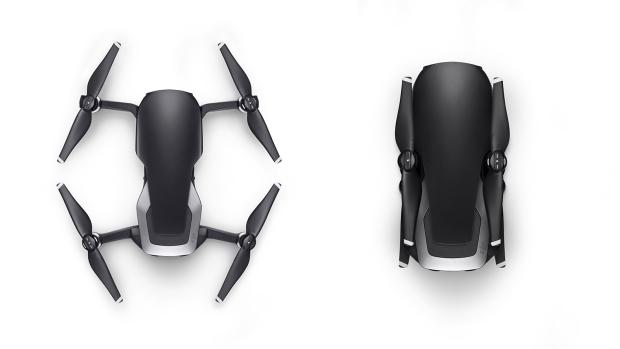 DJI Mavic Air – Neue Mini Drohne mit 4k
