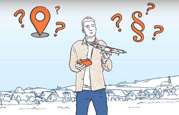 austro control drone space drohnen app wo darf ich fliegen - lostindrones