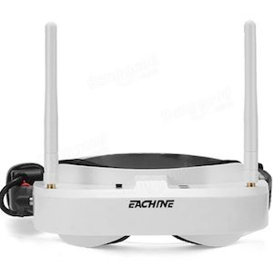 eachine ev100 fpv racing video brille datenbrille