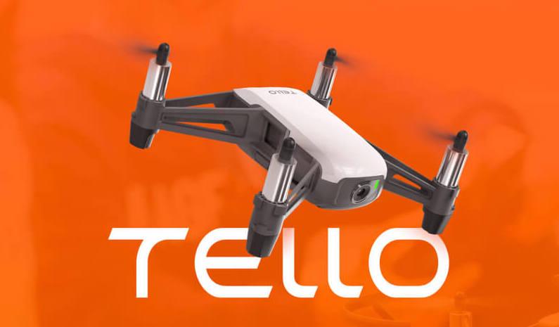 DJI Tello – Drohne mit DJI Qualität für kleines Geld