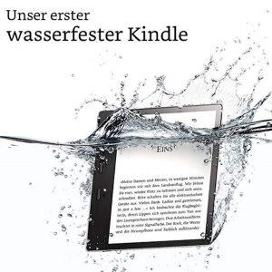 Kindle ereader wasserfest oasis black friday cyber monday amazon