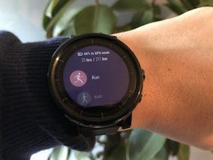 amazfit stratos 2 smartwatch sport modus modi auswahl laufen