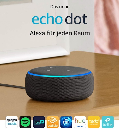 amazon cyber monday alexa echo dot