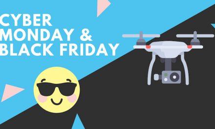 Cyber Monday week und Black Friday Gadgets und Drohnen Angebote