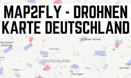 Wo darf ich in Deutschland Drohne fliegen