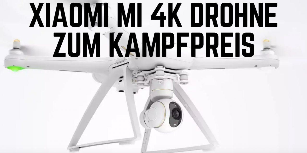 Xiaomi Mi 4k Drohne für Anfänger