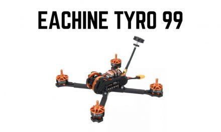 Eachine Tyro 99 – Racing Drohne für Fortgeschrittene