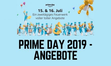 Amazon Prime Day 2019 – Angebote Tech – Gadgets und Kameras