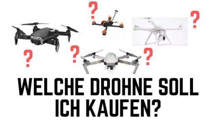 Welche Drohne soll ich kaufen