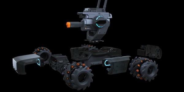 DJI Robomaster S1 - modulares Design